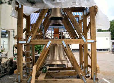Baumaßnahmen-Kirche-Glockenturm-03