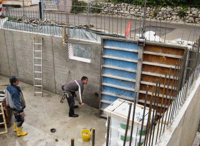 Xaver schalk bau gmbh co kg neubau einfamilienhaus for Modern bauen bau gmbh