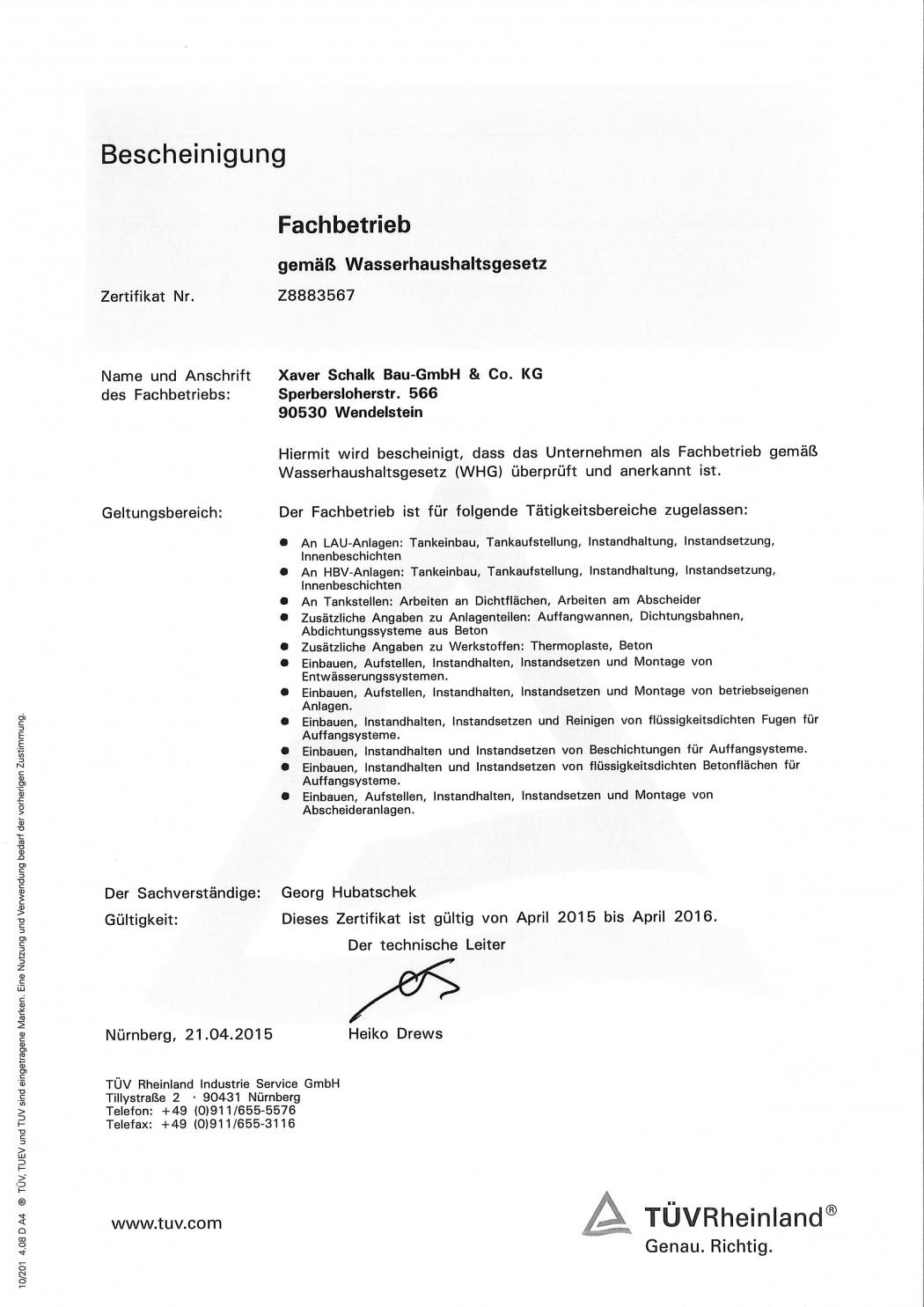 Fachbetrieb WHG_2015_04_21
